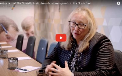 Supporting scaleups in the north east
